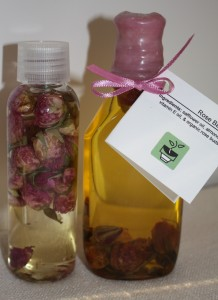 Bath oil gifts
