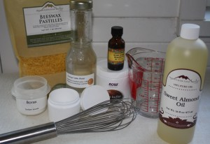 face moisturizer ingredients